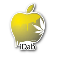 iDab Sticker
