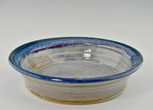 Handmade Pie Plate Cocktail Glaze