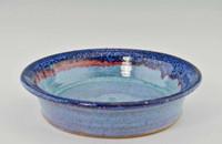 Handmade Pie Plate Fiesta Glaze
