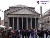 Private Accessible 5 hour Rome Walking Tour