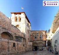 Private Accessible 8 hour Ashdod Shore Excursion to Jerusalem