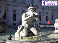 Private Accessible 8 hour Rome Guided Tour