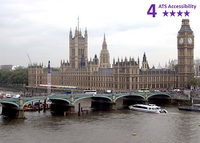 Accessible London Sightseeing Tour on the River Thames