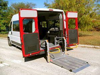 Athens Accessible Van Transfers