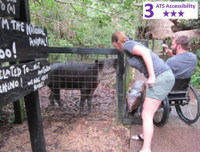 Private Accessible 3 hour Guided Tour of Belize Zoo