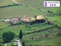 Private Accessible 8 hour Chianti Region Driving Tour