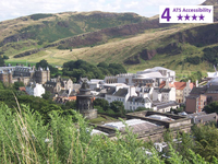Private Accessible 4 hour Edinburgh Driving Tour