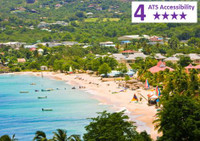 Private Accessible 4 Hour St. Lucia Beach Excursion