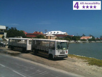 Accessible 2 Hour Grand Turk Tram Tour