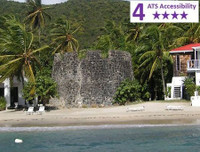 Private Accessible 4 hour Tortola Shore Excursion