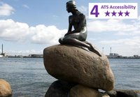 Private Accessible 6 hour Copenhagen Cruise Excursion