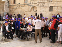 2018 Accessible Israel Small Group Trip (9 Nights)