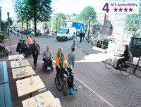 Private Accessible 3 hour Amsterdam Walking Tour