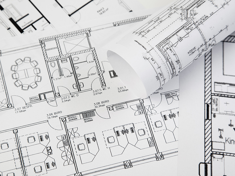Office Space Layout Design