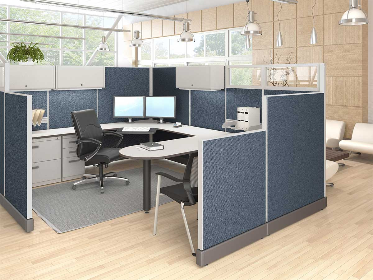 Friant System 2 Office Furniture Warehouse