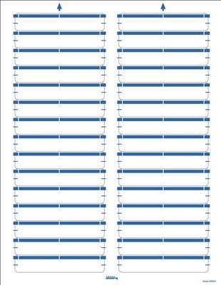 color coded laser inkjet file folder labels light blue. Black Bedroom Furniture Sets. Home Design Ideas