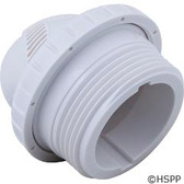 """Inlet Fitting, Infusion Venturi, 1-1/2""""mpt, White Swimming Pool Heater"""