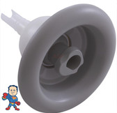 "Jet Internal, Pentair, Cyclone Jet, 5"" face diameter, Swirl, Textured, Gray"