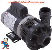 """Pump, Circulation, AquaFlo CMHP, 1/15hp, 115v, 1-1/2"""" Side Discharge"""