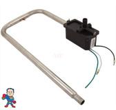 Heater, Low Flow, Trombone ,Jacuzzi, Premium, Replacement, 230v, 5.5kW