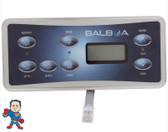 Balboa, E7, Topside, Standard Digital, (2) Pump & Blower, Light