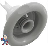 "Jet Internal, Pentair,  Cyclone,  5"" face diameter, Directional, 5 Scallop, Silver"