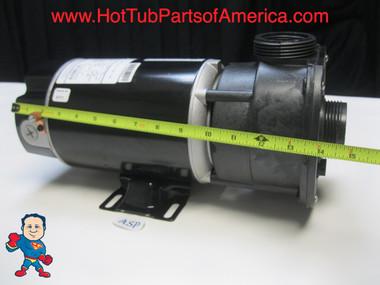 "Complete Pump,Aqua-Flo, FMCP, 1.5HP, 115v,  48fr, 1-1/2"", Center Discharge, 1 or 2 Speed 15.0A"