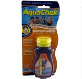 Test Strips, AquaChek Orange, 3-in-1, Monopersulfate, 50 ct