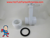 "Spa Hot Tub Heater Union 2"" &  2"" Slice Gate Valve Kit How To Video"