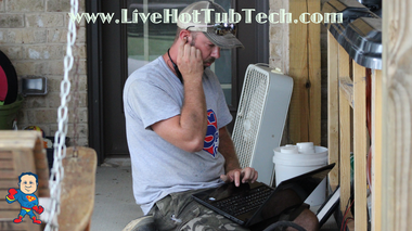 """Hot Tub Club Service 1 Year Plan E-Mail, Telephone and Facetime/Skype and Parts Discounts """"Best Value"""""""
