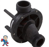 "Bath Pump Wet End, Aqua-Flo TMCP, 3/4HP, CD, 48-Frame, 1-1/2""MBT, (Self-Drain)"
