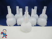 """Set of (10) 5"""" Jet Pentair Diffuser Cyclone Series Hot Tub Spa Video How To Part"""