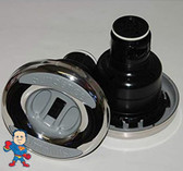 "5-1/4"" FLUIDIX-INTELLI-JET WITH ESCUTCHEON for Sundance Hot Tubs"