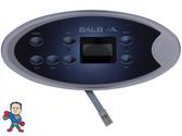 Balboa, ML702, Cat 5 Plug, (2) Pumps, Blower, Light, Mode, Temp Up & Down, Time, Hawkeye