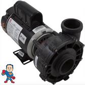 "Complete Pump, Aqua-Flo XP2, 1.0HP, 115v, 9.5A, 48 frame, 2""x 2"", 1 or 2 Speed"