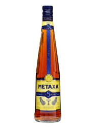 Metaxa 5 Star Brandy (70cl)