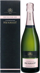 Henriot Rosé Vintage 2005 In Gift Box (75cl)