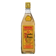 Monte Alban Mezcal Con Gusano With Agave Worm Inside (70cl)