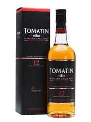 Tomatin 12 YO (70cl)