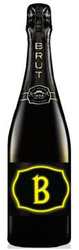 Luc Belaire Brut Fantome 'B' Bottle Jeroboam (3Ltr)