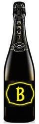 Luc Belaire Brut Fantome 'B' Bottle Magnum (1.5Ltr)