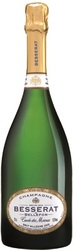 Besserat de Bellefon Cuvee des Moines Sec Green Bottle (75cl)