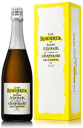 Louis Roederer Brut Nature 2009 By Philippe Starck (75cl)