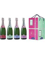 Pommery All 4 Seasons Gift Pack (4x75cl)