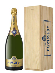 Pommery Grand Cru 2006 In Wooden Box Salmanazar (9Ltr)