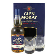 Glen Moray Classic Glass Pack 2 x Glasses (70cl)