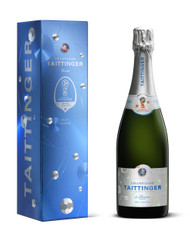 Taittinger Brut Reserve NV Fifa World Cup 2018 (75cl)