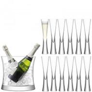 LSA Moya Champagne Grand Serving Set