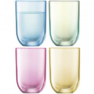 LSA Polka Vodka Glass 60ml (Set of 4)