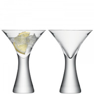 LSA Moya Cocktail Glass 300ml (Set of 2)